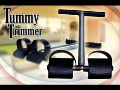 Tummy trimmer ab exerciser ,how to use tummy trimmer