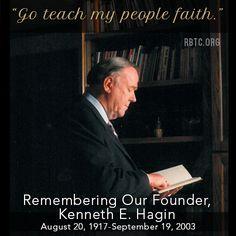 Kenneth E. Hagin
