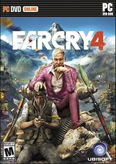 Far Cry 4 - PC Ubisoft http://www.amazon.com/dp/B00KAED6Y8/ref=cm_sw_r_pi_dp_LLHLvb0Z966CE