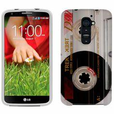 LG G2 Retro Dynamic Cassette Tape Phone Case Cover