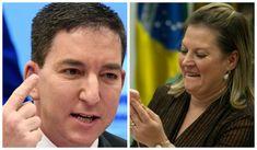 (31) Glenn Greenwald (@ggreenwald) / Twitter Glenn Greenwald, The Intercept, Author, Twitter, Teaching, Journaling, Brazil, Interview, Writers