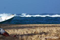 Parque natural del Tayrona, Cabo San Juan - Fotografía por Aura Oliveros 2014