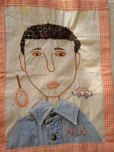 auto-retrato de aluno