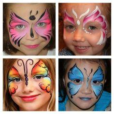Daddy Cool!: Αποκριάτικο μακιγιάζ μεταμόρφωσης βήμα βήμα, μόνο για κορίτσια! ΒΙΝΤΕΟ ΚΑΙ ΕΙΚΟΝΕΣ