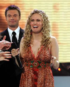 Carrie Underwood Shares Hilarious Throwback on Anniversary of Her American Idol Win Louis Imagines, 5sos Imagines, Carrie Underwood American Idol, 14 Year Anniversary, Carrie Underwood Pictures, 1d Day, Taylor Swift Hair, Singing Competitions, Country Singers