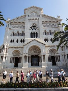 Monaco Cathedral where Princess Grace is buried, Monaco visited in 2010. Another check for my bucket list