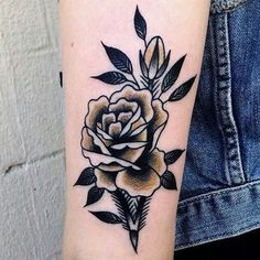 Pin for Later: 25 Tattoos Fit For a Glam-Grunge Goddess