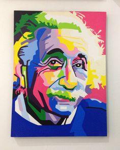 ALBERT EINSTEIN Albert Einstein, Artwork, Fictional Characters, Work Of Art, Auguste Rodin Artwork, Artworks, Fantasy Characters, Illustrators