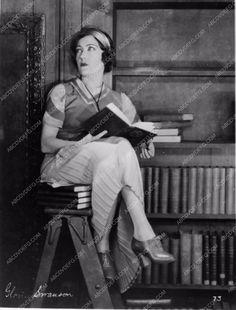 photo fantastic of Gloria Swanson library portrait silent film Loves of Sunya 76-13