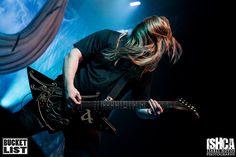 Olavi Mikkonen (Amon Amarth live in Montreal on 30 April 2016)