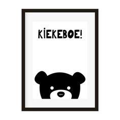 POSTER - kiekeboe