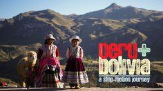 Perú & Bolivia: A Stop-Motion Journey | www.timelapsemedia.com - Copyright © [http://vimeo.com/66019492]