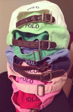 Polo Ralph Lauren hats are the perfect summer accessory. Tomboy Fashion, Lily Pulitzer, Tommy Hilfiger, Preppy Style, My Style, Sweet Style, Estilo Preppy, Summer Outfits, Cute Outfits