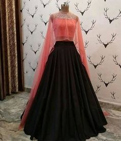 Apr 2020 - Buy New Latest Women (लहंगा) Lehenga Choli Designs 2020 Stylish Dresses, Casual Dresses, Fashion Dresses, Girls Dresses, Indian Designer Outfits, Indian Outfits, Designer Dresses, Indian Wedding Gowns, Indian Gowns Dresses