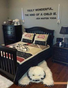 Little man's room.