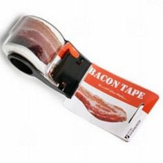 wtf, weird, bacon, cool, 26 Crazy Bacon Products youve knew existed