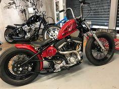 eBay: Custom Harley Davidson Hardtail Sportster Bobber / Chopper #harleydavidson ukdeals.rssdata.net