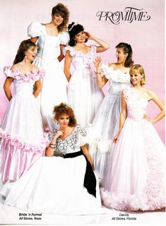 (1980's prom edition)