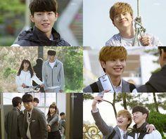 who are you school 2015 Taiwan Drama, Drama Korea, Korean Drama, Yook Sungjae, Btob, Who Are You School 2015, Drama School, World Tv, Best Dramas