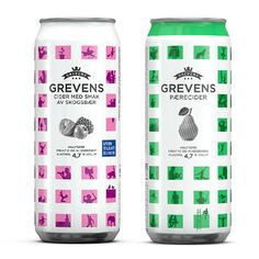 TANGRAM DESIGN - Grevens Cider — World Packaging Design Society / 世界包裝設計社會 / Sociedad Mundial de Diseño de Empaques