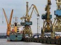 Rostocker Hafen «brummt»:Zweistelliges Umschlagplus
