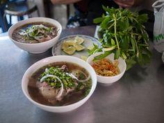 Pho. Ho Chi Minh City, Vietnam