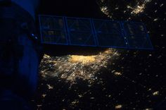 Chicago from the International Space Station