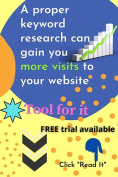 how to gain more visits to your web site? It'll be more easy with this tool around here for a while. Try it today and get more visits to your website and also track your keywords with it. Trial availble now. Click read more or refer the image here. Small Business Marketing, Work From Home Jobs, Gain, Web Design, Track, Website, Learning, Image, Design Web