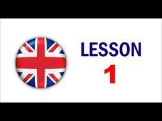 Kurz angličtiny pro samouky: Lekce 1 - YouTube English Speech, English Story, Teaching English, Learn English, Oxford English, Voice Of America, Safety Posters, American Story, Free Printable Worksheets