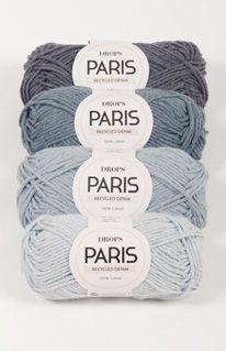 Nuancier de DROPS Paris ~ DROPS Design
