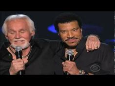 Lionel Richie & Kenny Rogers -* LADY - MGM Red Carpet 13 - YouTube