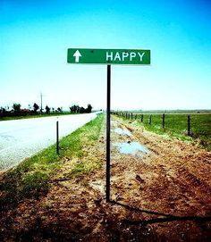 Happy ->