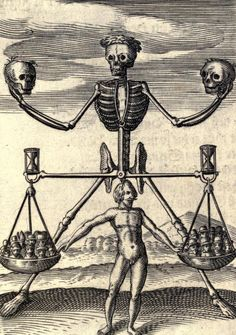 Jacobus de Zetter. Emblemata Nova. 1617. la balanza de la justicia