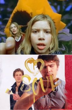 MMMBop v Give a Little. YES! I'm glad I'm not the only fangirl to notice this :)