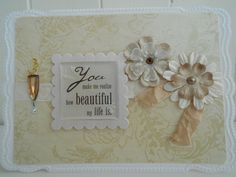 Wedding card £2.50