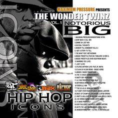 Hip Hop Icons Series - Notorious BIG