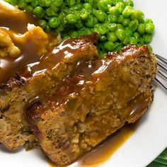 A Hearty recipe for Meatloaf and gravy is great also served with potatoes and vegetables.. Meatloaf And Gravy Recipe from Grandmothers Kitchen.