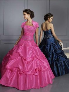 dresses for quinceaneras with jacket royal blue
