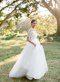 Aria Wedding Dress Collection | Jose Villa Photography | Bridal Musings Wedding Blog