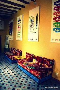 Moroccan Maryam- Riad Yima owned by Hassan Hajjaj