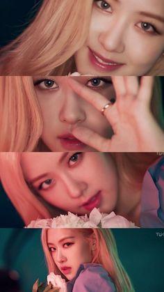 BLACKPINK-Rosé #OLENS Yg Entertainment, South Korean Girls, Korean Girl Groups, Rose And Rosie, Rapper, Jennie Kim Blackpink, Cute Rose, Rose Park, Blackpink Photos