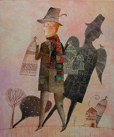 Anna Silivonchik: Shadow Side