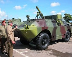 Cuban Army, Military Vehicles, Army Vehicles