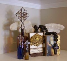 beautiful display with Sid DIckens. #shopsignatures #siddickens