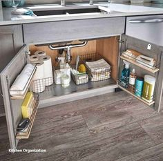 A smart kitchen design layout can make any gourmet feel right at home cooking in cramped quarters. Case in point: the ga Diy Kitchen Decor, Diy Kitchen Cabinets, Home Decor, Kitchen Tile, Kitchen Ideas, Kitchen Counters, Kitchen Living, Kitchen Appliances, Kitchen Reno