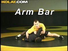 Wrestling Moves KOLAT.COM Arm Bar - YouTube
