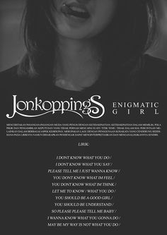 JONKOPPINGS //GARAGE ROCK BAND FROM TANGGERANG | Mave