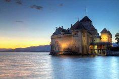 Los castillos más bonitos de Europa | Skyscanner