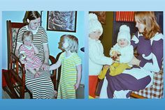 Marimekko infused family life in Finland in the 1970s.