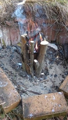Firewood, Texture, Crafts, Fire, Surface Finish, Crafting, Diy Crafts, Craft, Arts And Crafts
